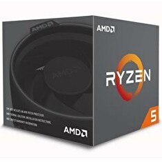 AMD Ryzen 5 6C/12T 1600 (3,2GHz,19MB,65W,AM4) box with Wraith Stealth 95W cooler