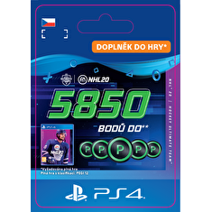 ESD CZ PS4 - NHL 20 - 5850 Points Pack