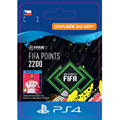 ESD CZ PS4 - FIFA 20 Points 2200