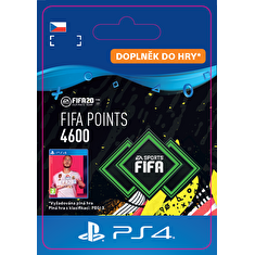 ESD CZ PS4 - FIFA 20 Points 4600