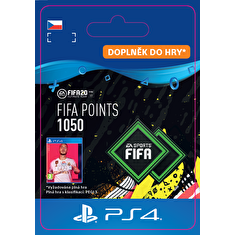 ESD CZ PS4 - FIFA 20 Points 1050