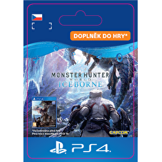 ESD CZ PS4 - Monster Hunter World: Iceborne
