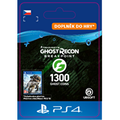 ESD CZ PS4 - GhostReconBreakpoint-1200(+100)Gcoins