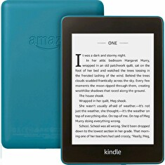 "E-book AMAZON KINDLE PAPERWHITE 4 2018, 6"" 8GB E-ink displej, WIFi, BLUE, SPONZOROVANÁ VERZE"
