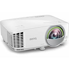 BenQ DLP Projektor EW800ST, 1280x800 WXGA/3300 ANSI/20 000:1/WiFi/BT/VGA/HDMI/USBx3/Jack/RS232/Repro/Short Throw/Android