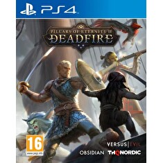 PS4 - Pillars of Eternity II - Deadfire