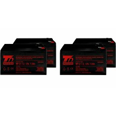T6 Power RBC8, RBC23, RBC25, RBC31, RBC59 - battery KIT