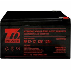 T6 Power RBC4 - battery KIT