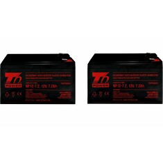 T6 Power RBC48, RBC109, RBC123, RBC22, RBC32, RBC33, RBC5, RBC9, RBC113 - battery KIT