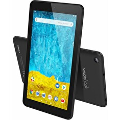 "UMAX tablet PC VisionBook 7A Plus/ 7"" IPS/ 1024x600/ RK3326/ 2GB/ 16GB Flash/ micro USB/ microSD/ Android 9.0 Pie/ černý"