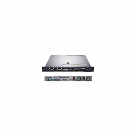 "DELL PowerEdge R640 8x2.5"" HotPlug/Silver 4208/32GB/2x1.2TB/Rails/I350 QP/H730P/iDRAC9 En./2x750W/3Y PrSpt"