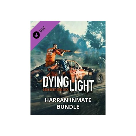ESD Dying Light Harran Inmate Bundle