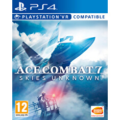 PS4 - Ace Combat 7 - Skies unknown
