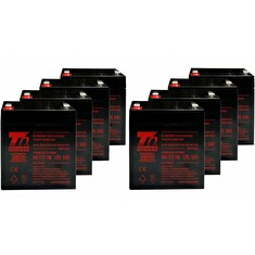 T6 Power RBC43 - battery KIT