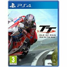 PS4 - TT Isle of Man Ride on the Edge 2
