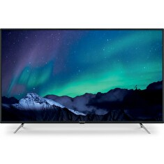 "STRONG SMART LED TV 50""/ SRT50UC6203/ 4K Ultra HD/ DVB-T2/C/S2/ H.265/HEVC/ CRA ověřeno/ 3x HDMI/ 2x USB/ Wi-Fi/ LAN/ A+"