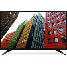 "STRONG SMART LED TV 40""/ SRT40FB5203/ 1920x1080/ DVB-T2/C/S2/ H.265/HEVC/ CRA ověřeno/ 2x HDMI/ 2x USB/ Wi-Fi/ LAN/ A"