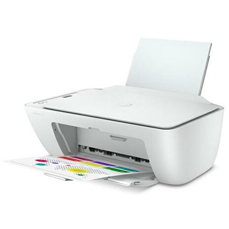 HP DeskJet 2720 All-in-One A4 USB+WIFI multifunkce, 7,5/5,5 ppm, 4800x1200dpi, tisk, kopirovani, skenovani