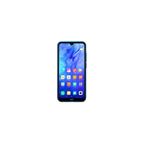 Nillkin Super Frosted Shield pro Xiaomi Redmi Note 8T (Peacock Blue)