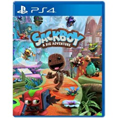 SONY PS4 hra Sackboy A Big Adventure!