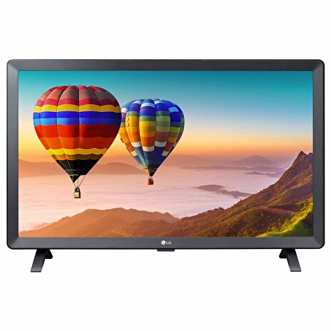 "LG TV monitor 24TN520S-PZ/ 23,6""/ IPS / 1366x768 / 16:9 / DVB-T2/C/S2 / HDMI"