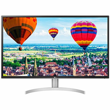 "LG monitor 32QK500-C / 31,5"" / IPS / 2560x1440 / 16:9 / 300cd/m2 / 5ms / 75Hz / DP/ miniDP/ HDMI"