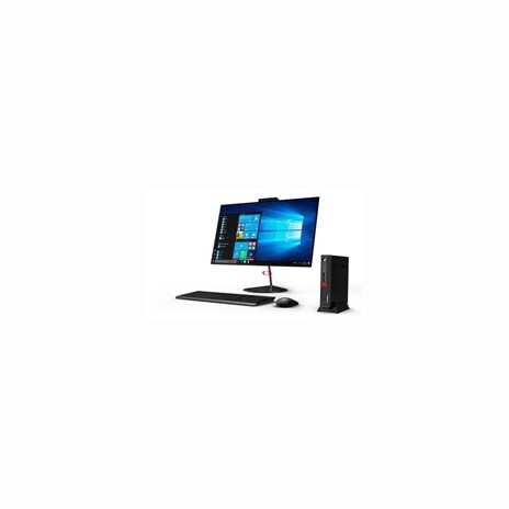LENOVO PC ThinkCentre M625q Tiny E2-900E 4GB 32GB SSD Integrated Win10 cierny 1r OnSite