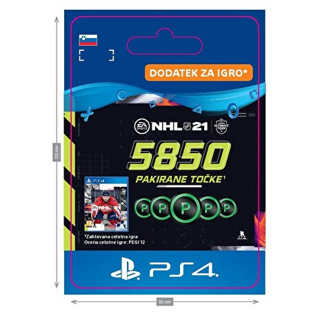 ESD SI - NHL 21 – 5850 Points Pack
