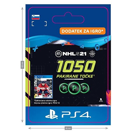 ESD SI - NHL 21 – 1050 Points Pack