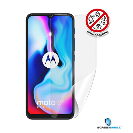 Screenshield Anti-Bacteria MOTOROLA Moto E7 Plus XT2081 folie na displej