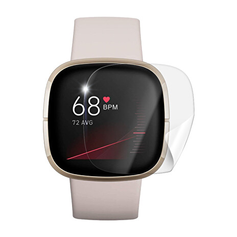 Screenshield FITBIT Sense folie na displej