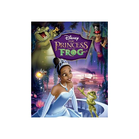 ESD Disney The Princess and the Frog