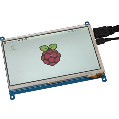 "JOY-IT RASPBERRY PI dotykový display 7"", bez rámečku"