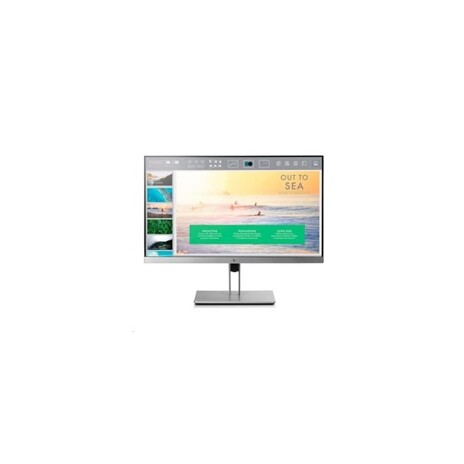"HP LCD E23 G4 23"" 1920x1080, IPS w/LED micro-edge, jas 250 cd/m2, 1000:1, 5 ms g/g, VGA, DP 1.2, HDMI 1.4, USB3.2"