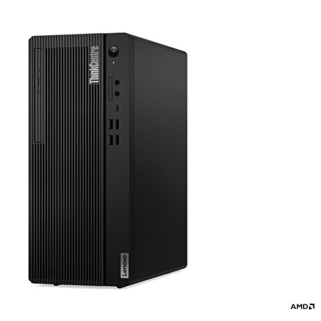 ThinkCentre M75t-2 RYZEN 3 PRO 4350G/8GB/256GB SSD/Integrated/DVD-RW/Tower/Win10 PRO/3y OnS
