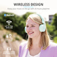 Trust TONES WIRELESS HEADPHONES TRQ