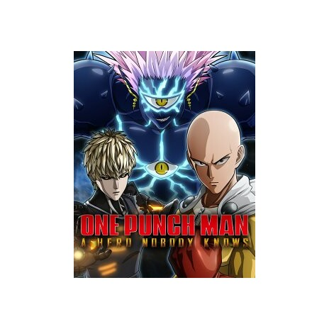 ESD ONE PUNCH MAN A HERO NOBODY KNOWS