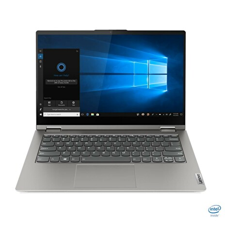 "Lenovo ThinkBook14s Yoga/ i5-1135G7/8GB/256GB SSD/Integrated/14"" FHD lesklý Touch 300 nits/Win10 PRO/šedý"