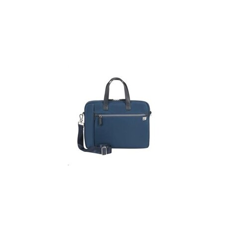"Samsonite ECO WAVE Bailhandle 15,6"" Midnight blue"