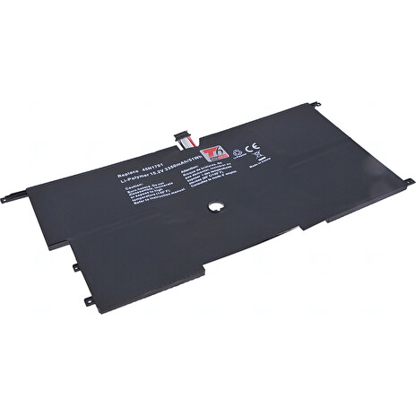 Baterie T6 power Lenovo ThinkPad X1 Carbon 2nd, 3rd Gen, 3350mAh, 51Wh, 8cell, Li-Pol