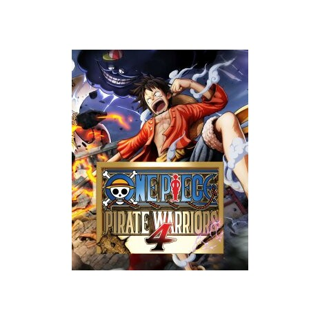 ESD ONE PIECE PIRATE WARRIORS 4