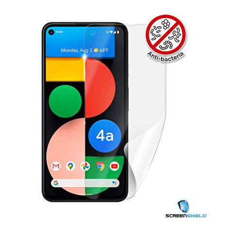 Screenshield Anti-Bacteria GOOGLE Pixel 4a 5G folie na displej