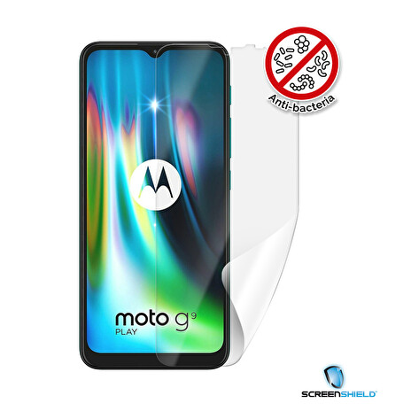Screenshield Anti-Bacteria MOTOROLA Moto G9 Play XT2083 folie na displej