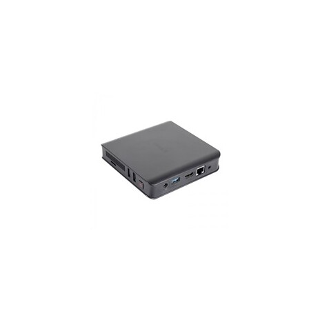UMAX PC miniPC U-Box N42 Celeron N4120@1.1GHz, 4GB LPDDR4, 64GB, HDMI, VGA, USB 3.0, WiFi, Win10 Pro