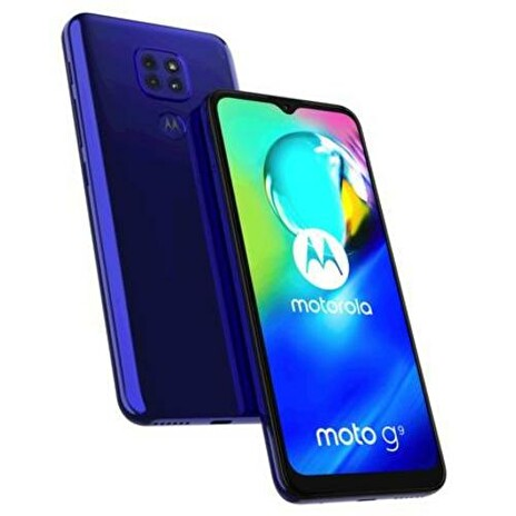 MOTOROLA Moto G9 Play 4+64GB Dual SIM Blue