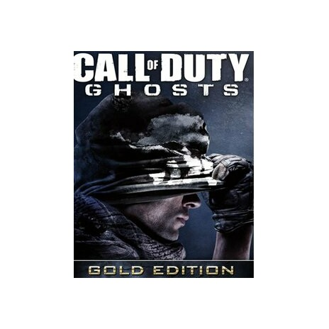 ESD Call of Duty Ghosts Gold Edition