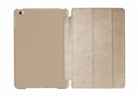 URBAN REVOLT Pouzdro na iPad Mini 4 AURIO - Smart Folio, gold