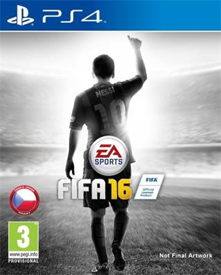 Electronic Arts PS4 hra FIFA 16