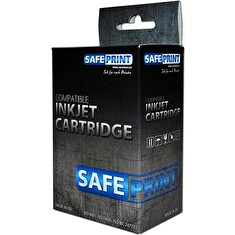 SAFEPRINT kompatibilní inkoust Canon PG-40 XL | Black | 23ml
