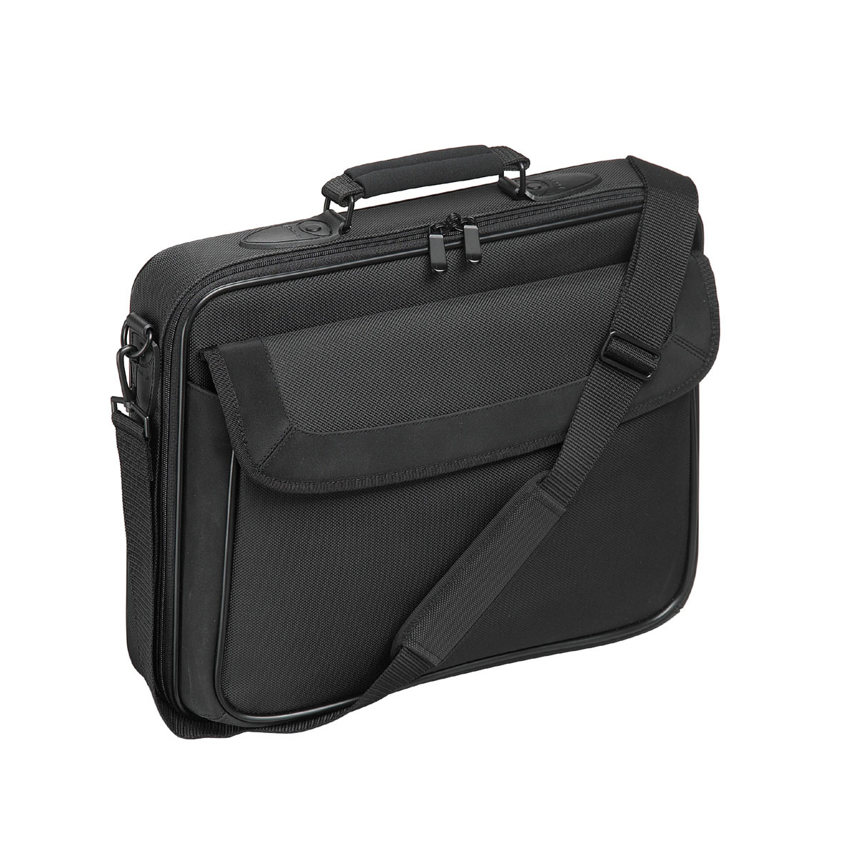 Targus 15-15.6 Clamshell Laptop Case Black, Targus 15-15.6 Clamshell Laptop Case Black